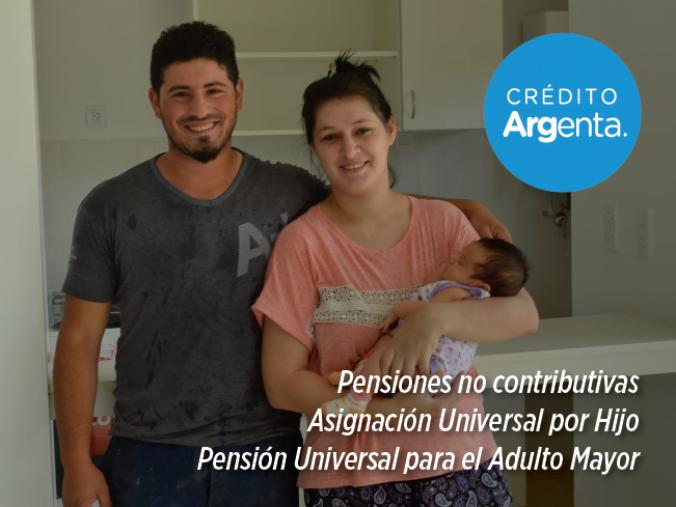 Solicitar Crédito Argenta con la Asignación por Embarazo