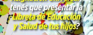Libreta Anual de la Asignación Universal por Hijo: Cuando se Presenta?