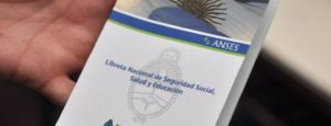 Formulario Libreta PS 1.47: Puntos de Atención de ANSES para presentarla