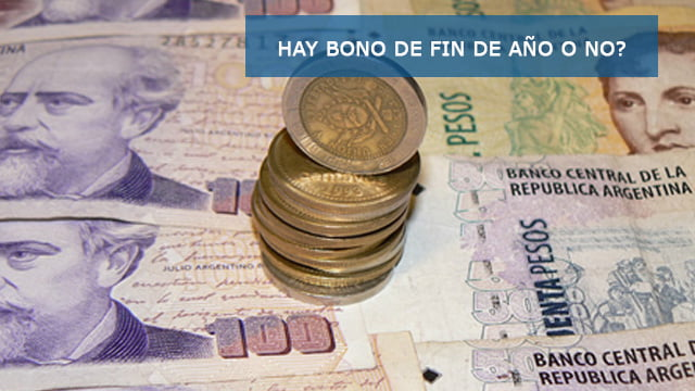 Se paga el Bono de Fin de Año? (Actualizado)