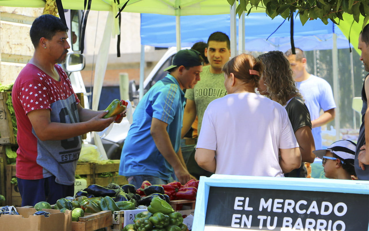 el Mercado en tu Barrio