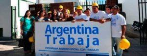 Hacemos Futuro: El nuevo Nombre de Argentina Trabaja
