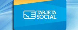 Nuevo Aumento del la Tarjeta Social desde Enero 2018