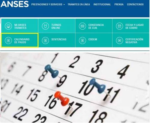 Calendarios de Pago Próxima semana tras los Feriados