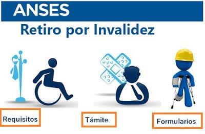 Pensión por invalidez