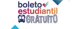 Como solicitar el Boleto Estudiantil Gratuito con la Tarjeta Sube