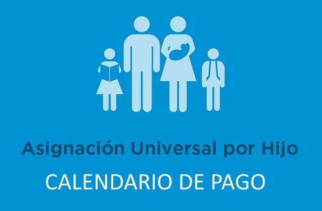 Fechas de Pago Asignación Universal por Hijo Mayo 2018