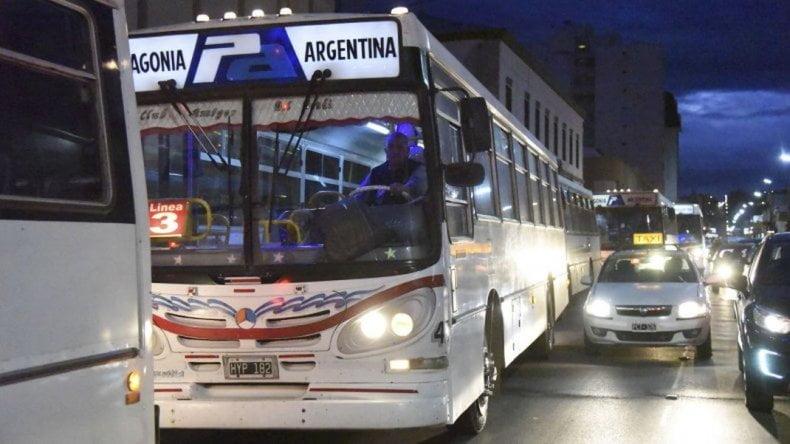 Viaje en el Transporte Público Gratuito terrestre nacional