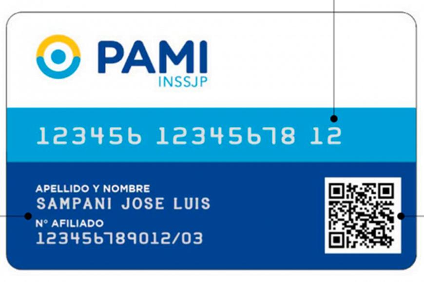 Nueva credencial PAMI para agilizar trámites
