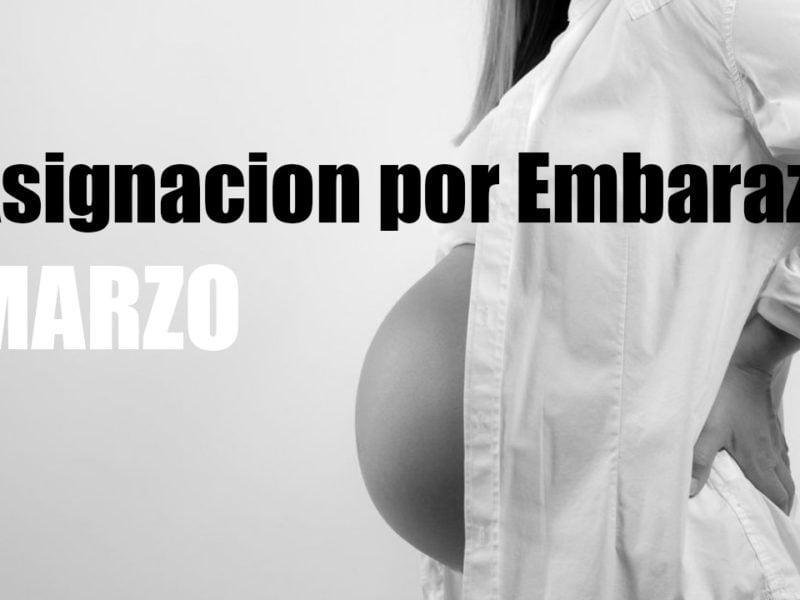CUANDO COBRO ANSES | Fecha de pago Asignación por Embarazo Marzo