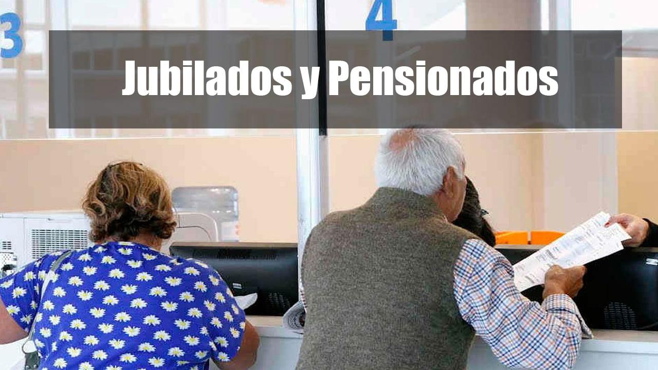 Fechas de Cobro para Jubilados y Pensionados de Marzo