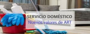 Nuevo aumento al aporte mensual para Servicio Doméstico
