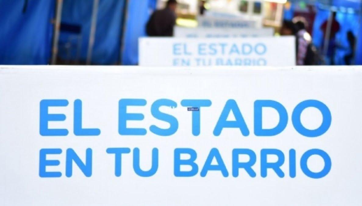 El estado en tu Barrio lomas de Zamora