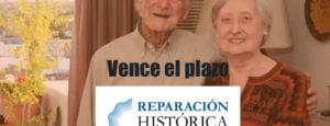Plazo para tramitar la Reparación Histórica: ¿Hasta cuando tengo tiempo?