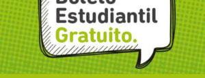Boleto Estudiantil: Que es y como acceder a el