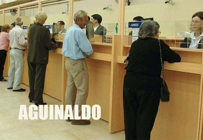 Aguinaldo para Jubilados