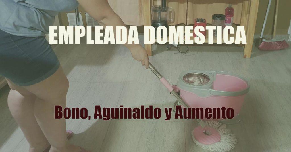 Que cobra las Empleadas Domésticas