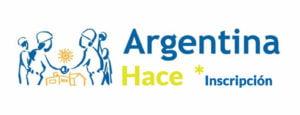 Plan Argentina Hace: Como inscribirse