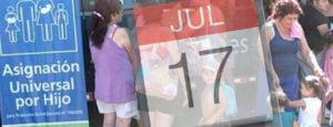 Fecha de pago Asignación Universal por Hijo Febrero 2020