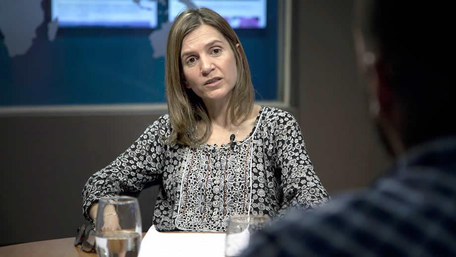 María Fernanda Raverta