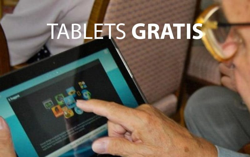 Tablets gratis para