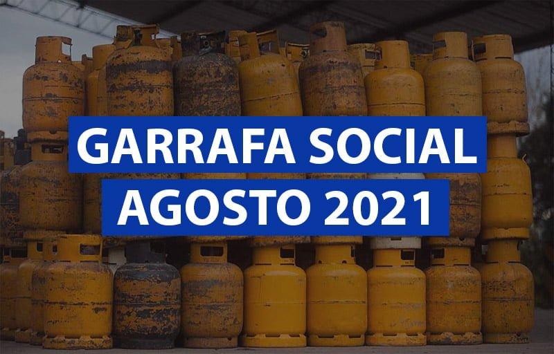 pago Garrafa Social Agosto